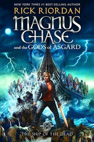 Bog, hardback The Ship of the Dead af Rick Riordan