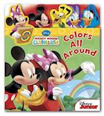 Colors All Around af Disney Book Group