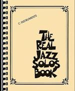 The Real Jazz Solos Book (Real Jazz)