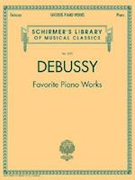 Debussy (Schirmer's Library of Musical Classics)