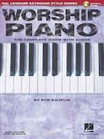 Worship Piano (Hal Leonard Keyboard Style)