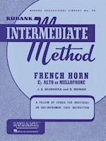 Rubank Intermediate Method (Rubank Educational Library, nr. 90)