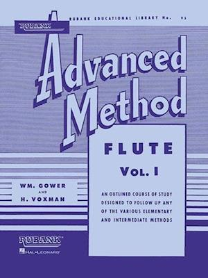 Rubank Advanced Method - Flute Vol. 1