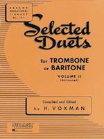 Selected Duets for Trombone or Baritone (nr. 2)