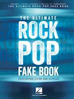 The Ultimate Rock Pop Fake Book