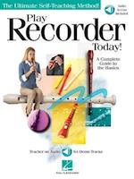 Play Recorder Today! af Tom Anderson