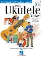 Play Ukulele Today] Level Two af John Nicholson