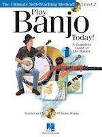Play Banjo Today! - Level 2
