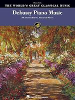 Debussy Piano Music (World's Great Classical Music)