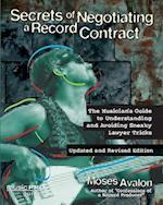 Secrets of Negotiating a Recording Contract