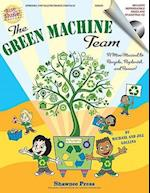 The Green Machine Team af Jill Gallina, Michael Gallina