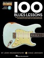 100 Blues Lessons (Guitar Lesson Goldmine Series)