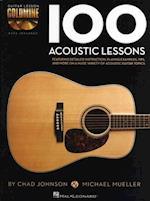 100 Acoustic Lessons (Guitar Lesson Goldmine Series)
