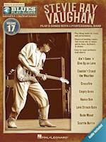 Stevie Ray Vaughan - Blues Play-Along Volume 17 (Book/CD) [With CD (Audio)]
