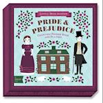 BabyLit Pride and Prejudice Playset with Book (Baby Lit)