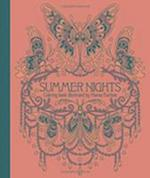 Summer Nights Coloring Book (Daydream Coloring Series)