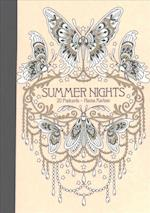 Summer Nights 20 Postcards (Gsp Trade)