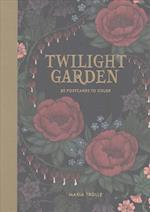 Twilight Garden 20 Postcards (Gsp Trade)