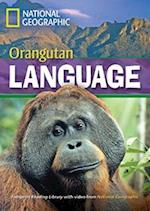 Orangutan Language + Book with Multi-ROM (Footprint Reading Library)