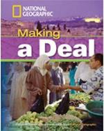 Making a Deal + Book with Multi-ROM (Footprint Reading Library 1300)