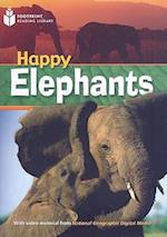 Happy Elephants (Footprint Reading Library Level 1)