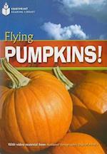 Flying Pumpkins! (Footprint Reading Library Level 3)