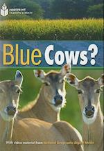 Blue Cows? (Footprint Reading Library, Level 4)