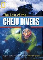 The Last of the Cheju Divers (Footprint Reading Library Level 2)