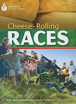Cheese-Rolling Races (Footprint Reading Library Level 2)