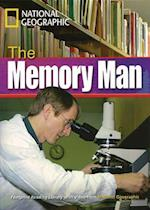 The Memory Man (Footprint Reading Library Level 2)
