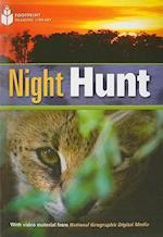 Night Hunt (Footprint Reading Library Level 3)