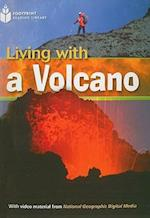 Living with a Volcano (Footprint Reading Library Level 3)