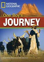 One Boy's Journey (Footprint Reading Library Level 3)
