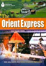 The Orient Express (Footprint Reading Library Level 8)