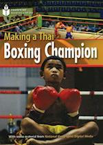 Making a Thai Boxing Champion (Footprint Reading Library Level 2)