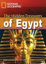 The Hidden Treasures of Egypt (Footprint Reading Library Level 7)