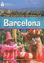 The Exciting Streets of Barcelona (Footprint Reading Library Level 7)