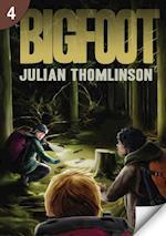 Bigfoot Graded Reader Page Turner A1 550