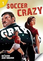 Soccer Crazy Graded Reader Page Turner Pre A1 200 Headwords