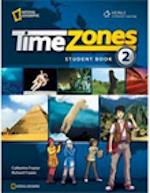 Time Zones 2: Student Book Combo Split B with MultiROM