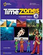 Time Zones 4: Student Book Combo Split B with MultiROM af Mary Jane Maples, Tim Collins
