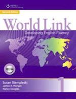 World Link 1: Combo Split B with Student CD-ROM