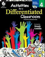 Activities for a Differentiated Classroom Level 4 (Level 4)