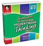 Strategies for Developing Higher-Order Thinking Skills af Wendy Conklin