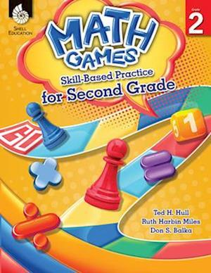 Bog, paperback Math Games af Ted Hull
