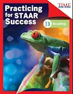 Time for Kids Practicing for Staar Success (Classroom Resources)