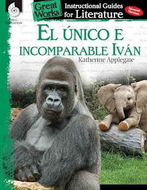 Bog, paperback El unico e incomparable Ivan/ The One and Only Ivan af Jodene Smith