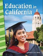 Education in California (California) (Primary Source Readers)