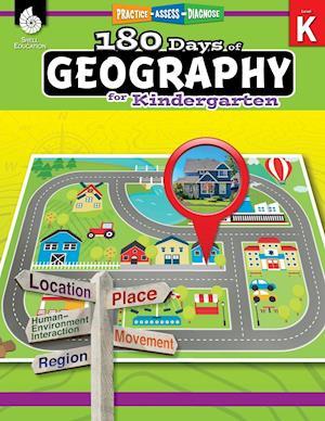 180 Days of Geography for Kindergarten (Grade K)