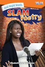 Slam Poetry (Time for Kids: Nonfiction Readers)